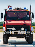 Camion de pompiers Photos stock