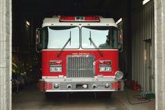 Camion de pompiers Photo stock