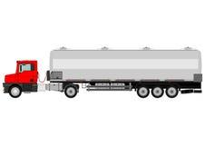 Camion de réservoir illustration libre de droits