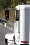 Camion de taxi en détail Photographie stock