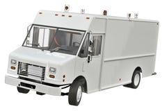 Camion de Van car Images libres de droits