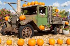 Camion de vintage Photo libre de droits