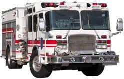 Camion dei vigili del fuoco Fotografie Stock