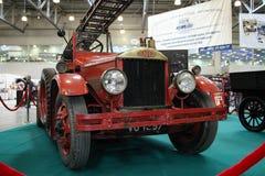 Camion dei vigili del fuoco G tipo 1929 di Dennis fotografia stock