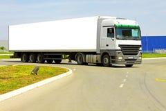 Camion del camion Fotografie Stock
