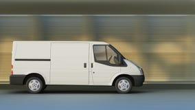 Camion del carico illustrazione vettoriale