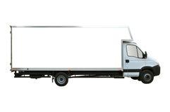 Camion del carico Immagini Stock Libere da Diritti