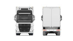 Camion del carico Immagine Stock