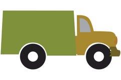 Camion del carico Fotografia Stock Libera da Diritti