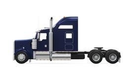 Camion del carico isolato illustrazione di stock