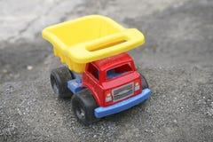 camion del giocattolo Immagine Stock