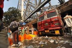 Camion del Tata Immagini Stock Libere da Diritti