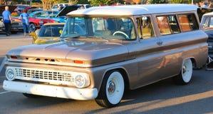 Camion del vagone del club di Chevrolet dell'inizio degli anni 40 Fotografia Stock