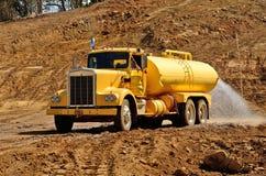 Camion dell'acqua immagini stock libere da diritti