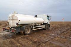 Camion dell'acqua Fotografia Stock Libera da Diritti