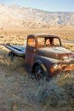 Camion dell'azienda agricola Fotografie Stock Libere da Diritti