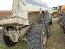 Camion dell'industria pesante Immagini Stock Libere da Diritti