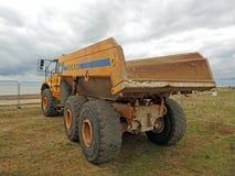 Camion dell'industria pesante Fotografia Stock Libera da Diritti