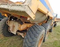 Camion dell'industria pesante Fotografie Stock