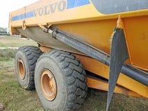 Camion dell'industria pesante Immagini Stock