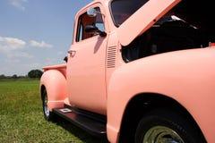Camion dell'oggetto d'antiquariato Immagini Stock Libere da Diritti