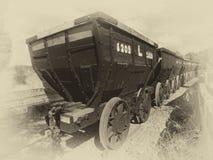 Camion della cava Fotografie Stock Libere da Diritti