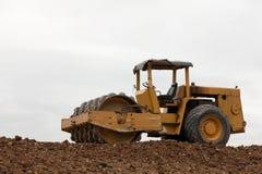 Camion della costruzione Fotografia Stock