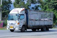 Camion della società di trasporto di Wanthana Immagini Stock