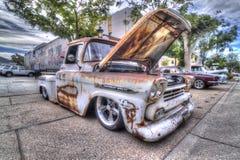 Camion di Chevrolet Apache Immagini Stock