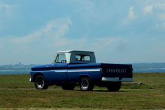 camion di chevrolet degli anni 60 Immagini Stock Libere da Diritti