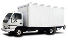 Camion di consegna Fotografie Stock
