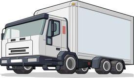 Camion di consegna illustrazione di stock