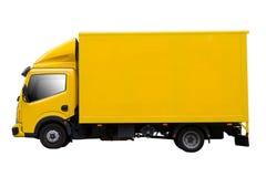 Camion di consegna Immagini Stock