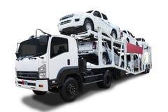 Camion di consegna fotografia stock libera da diritti