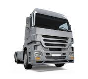 Camion di consegna del carico Fotografia Stock
