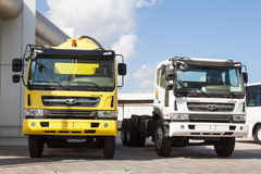 Camion di Daewoo Novus Immagine Stock Libera da Diritti