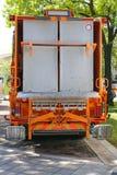 Camion di immondizia Fotografie Stock
