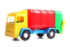 Camion di immondizia del giocattolo Immagini Stock