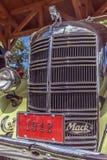Camion 1942 di impermeabile fotografia stock