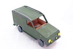 Camion di legno dell'artigianato Immagine Stock Libera da Diritti