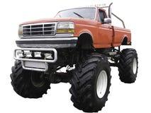 Camion di mostro Immagini Stock