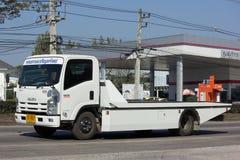 Camion di Nam Jaruen Tow per il movimento dell'automobile di emergenza Fotografia Stock