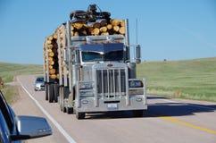 Camion di Peterbilt fotografie stock libere da diritti