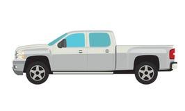 Camion di raccolta illustrazione vettoriale