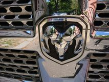 Camion di RAM 1500 fotografia stock libera da diritti