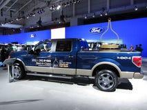 Camion di tendenza del motore dell'anno Fotografia Stock