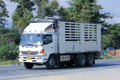Camion di trasporto di Kajonsak Immagini Stock