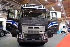 Camion di Volvo FH16 su esposizione Immagine Stock Libera da Diritti