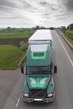 Camion-dramma fotografia stock