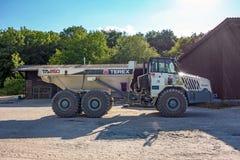 camion enorme Immagini Stock Libere da Diritti